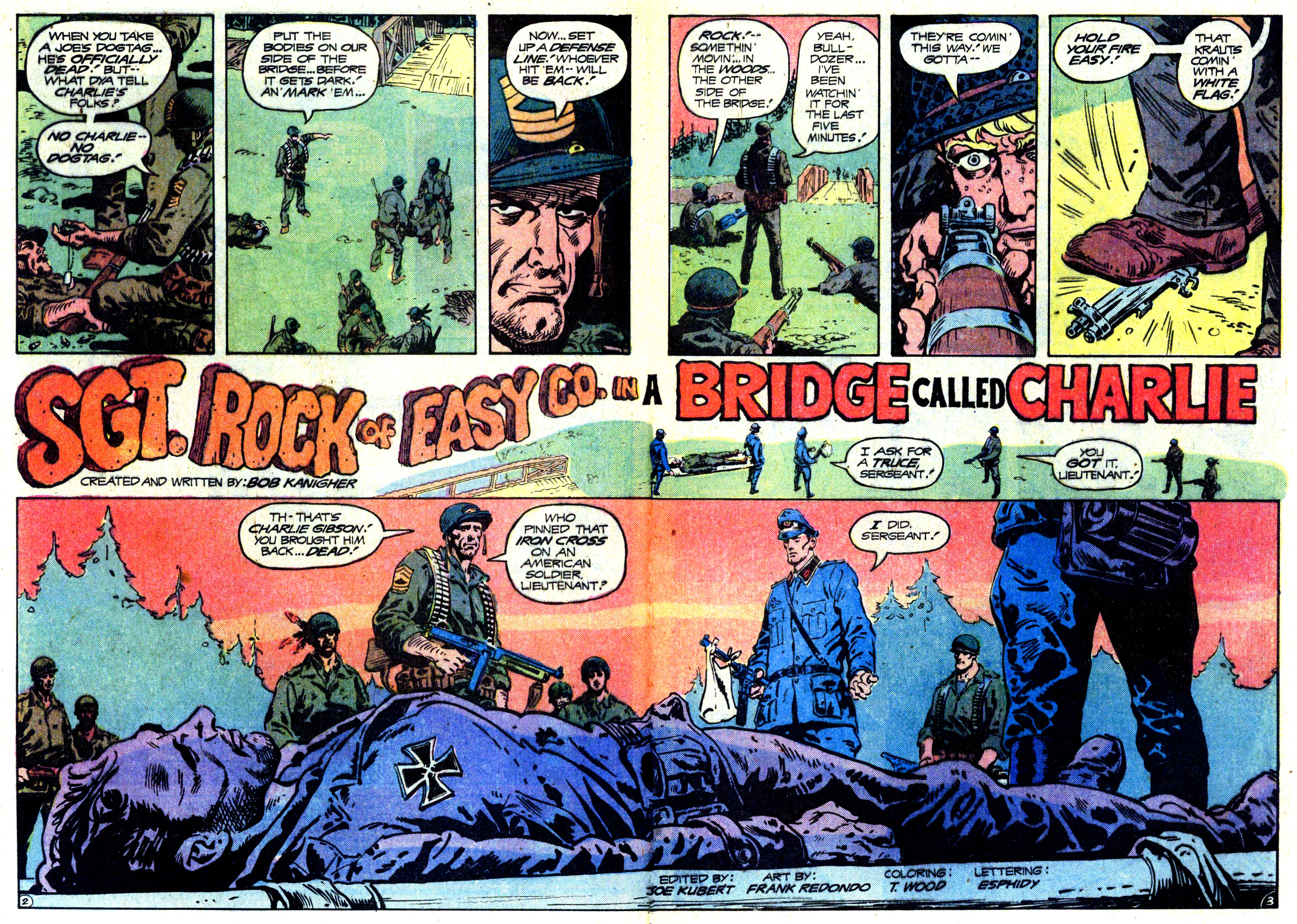 Read online Sgt. Rock comic -  Issue #337 - 3