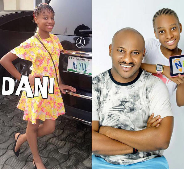 Yul Edochie celebrates his daughter who just turned 12