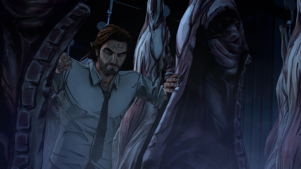 The Wolf Among Us Full Game