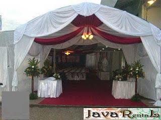 Sewa Tenda Canopy - Sewa Tenda Canopy Pesta