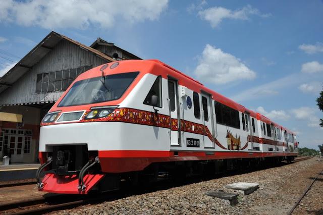 Jadwal Keberangkatan Kereta Api Padang-Pariaman