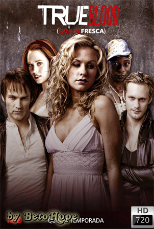 True Blood Temporada 5  [2012] [720p] [Latino-Ingles] HD 1080P [Google Drive] GloboTV