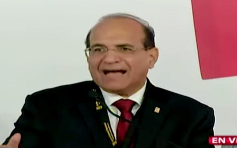 """(Video) Junta Central Electoral: """"Aquí no hay ningún problema, la Junta cree en todo lo que ha hecho"""""""