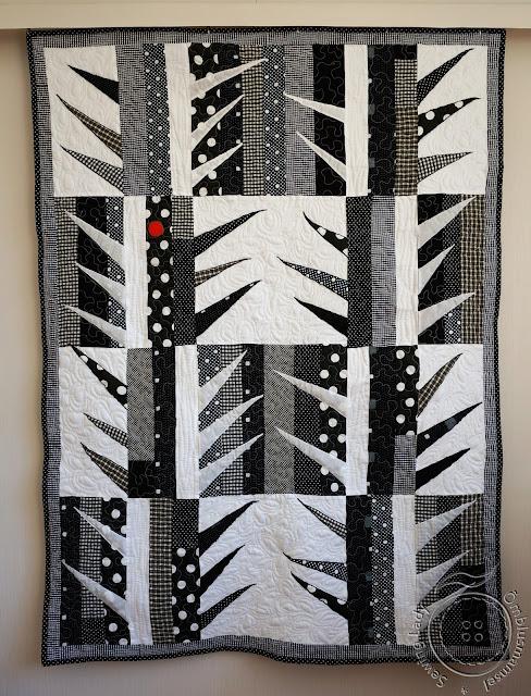 modern quilt,