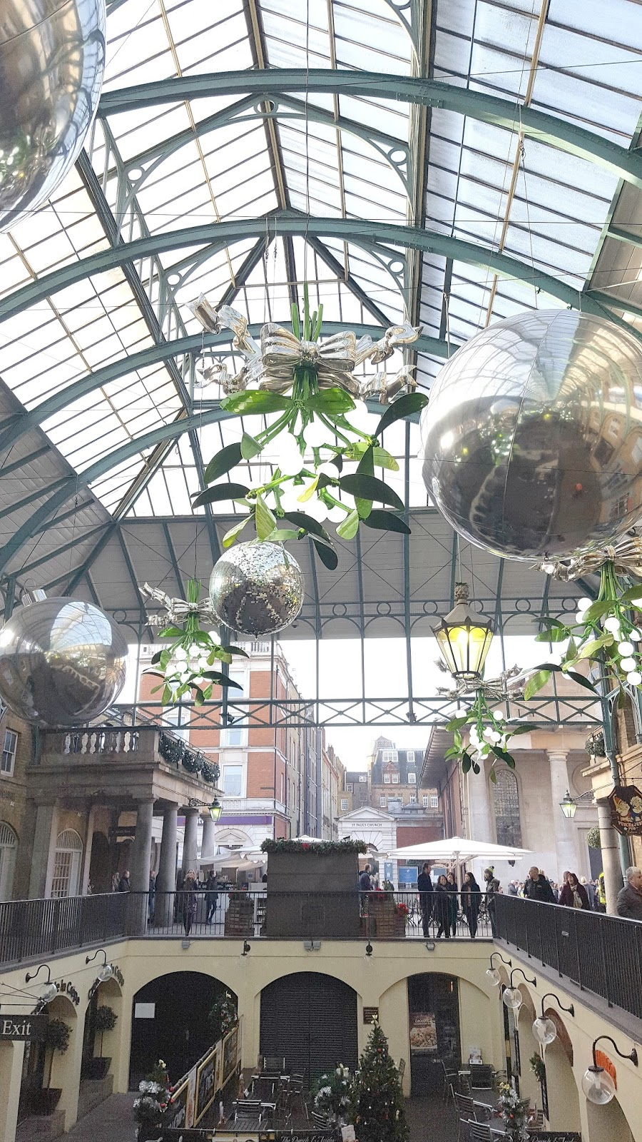 Covent Garden Baubles