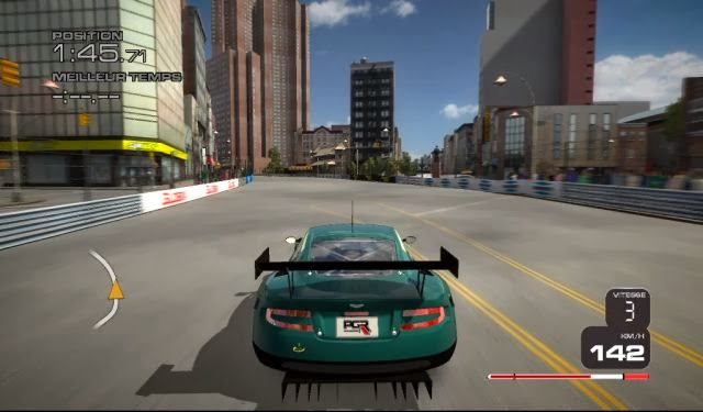 Project Gotham Racing 3 Gameplay