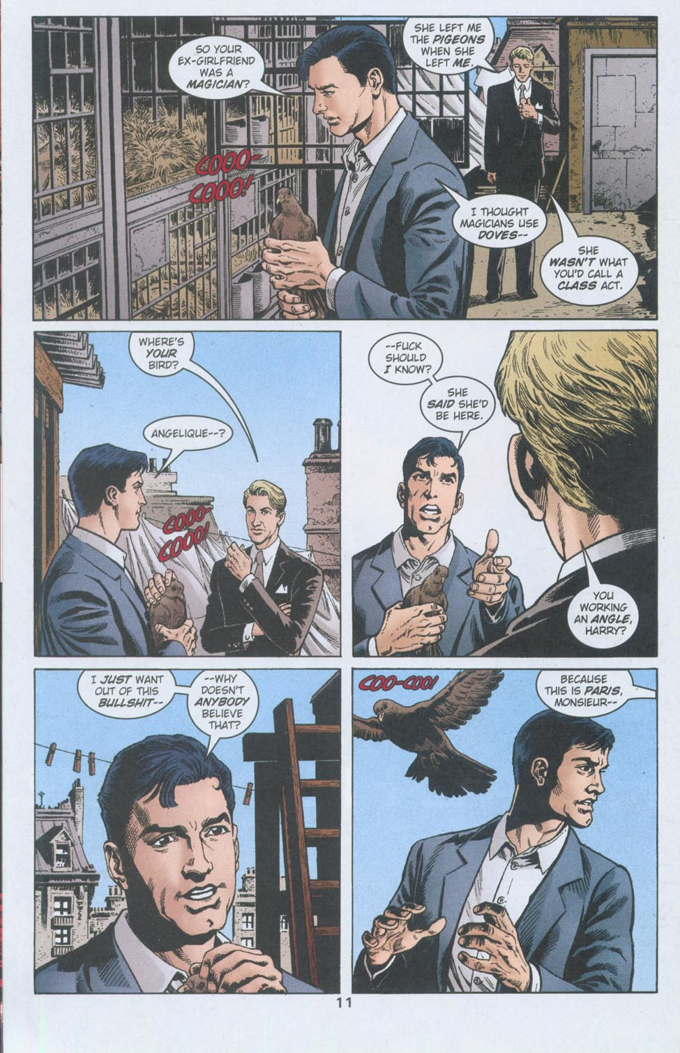 Read online American Century comic -  Issue #16 - 12