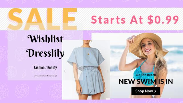 Dresslily Sale