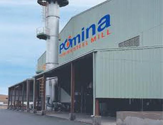 Nhà máy thép Pomina của Việt Nam sẽ khởi động lò cao mới vào đầu năm 2019