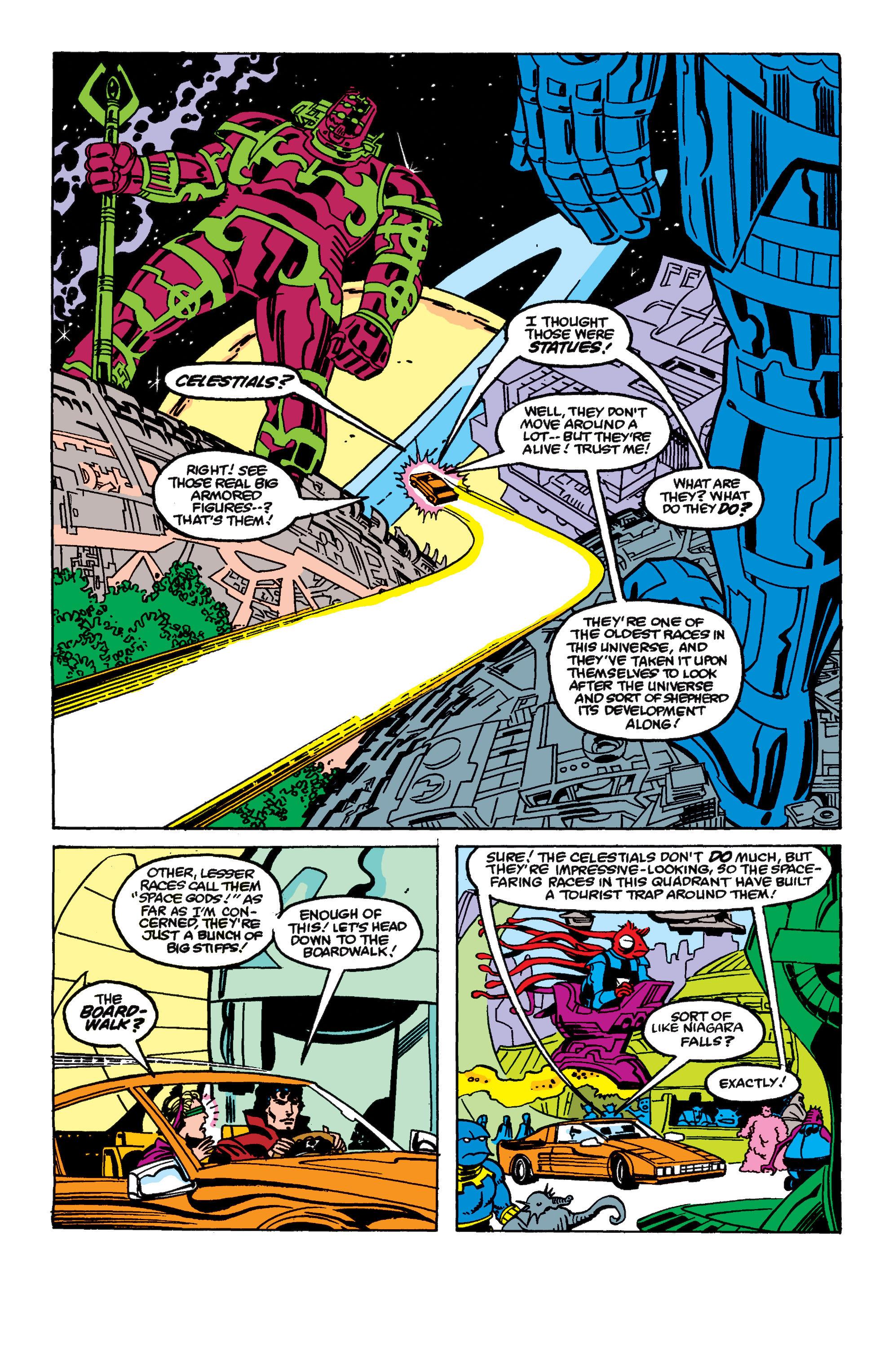 Read online Secret Wars II comic -  Issue #5 - 16