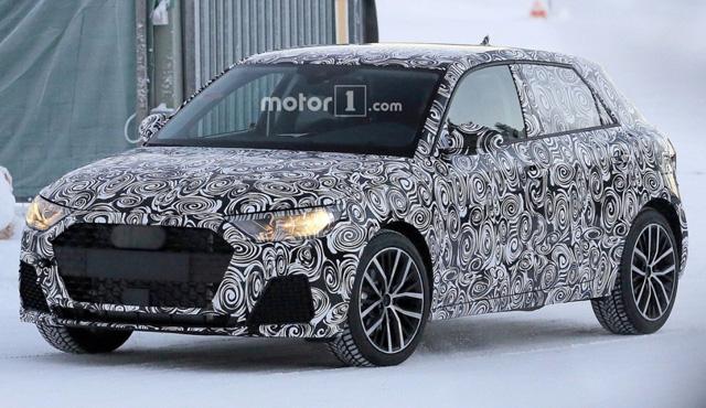 Новая Audi A1
