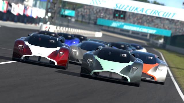 Coches más rápidos de Gran Turismo