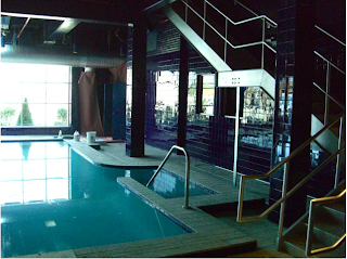 Flex bath house in cleveland