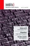 'INÈDITS - Revista de creació literària - Núm. 12 - Juliol 2017'
