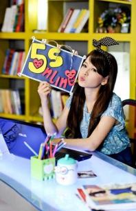 Tên phim: 5S Online Tên Tiếng Anh: 5S Online Đạo diễn: Nguyễn Hữu Trọng  Diễn viên: Mạnh Quân, Vân Navy, Thùy Chi (Chi Pu), Quốc Anh (Bê Trần),