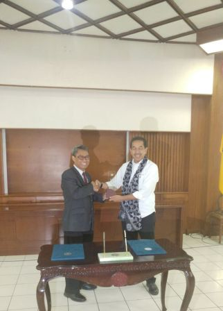 PT Angkasa Pura II dan Universitas Padjadjaran Bandung  Kerjasama Peningkatan Kualitas Sumber Daya Manusia