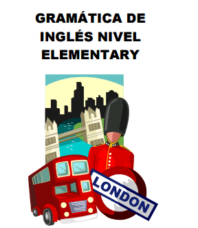 Portada de 'Gramatica de inglés nivel elemental'