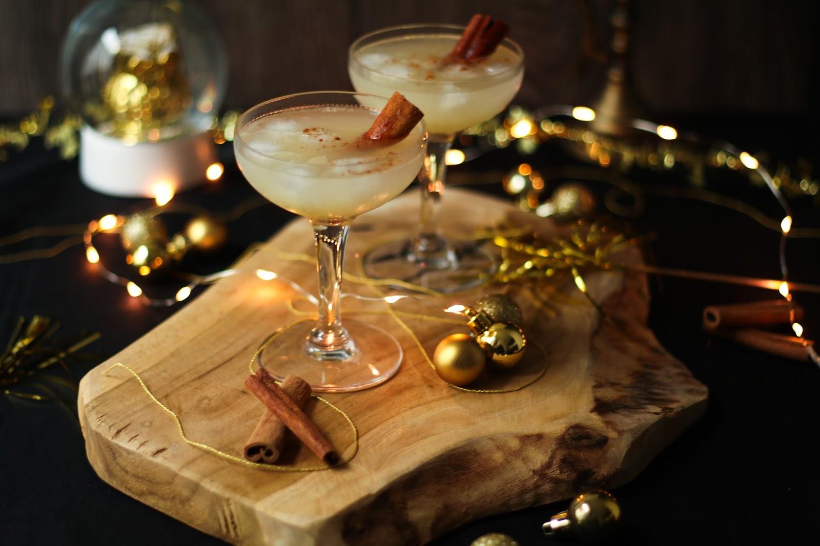 Recette cocktail poire cannelle