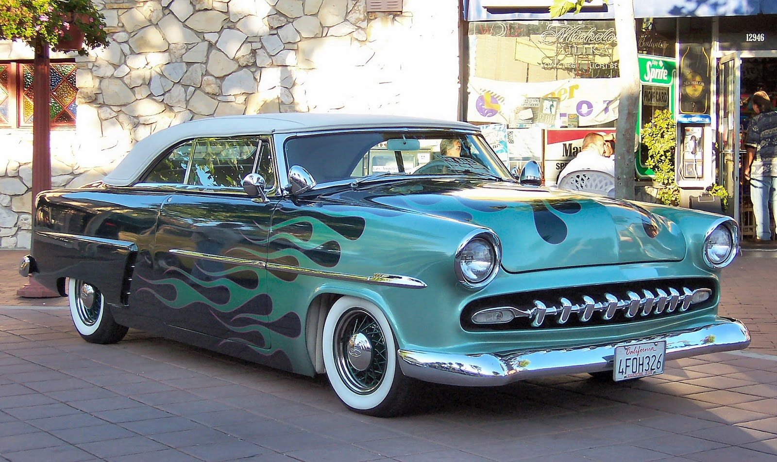 custom mercury 1950s cars chopped lead 1950 50s sleds automobile merc customized paint vehicles 1952 ford past brand