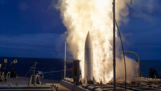 EEUU arma 'en secreto' sus naves para una guerra con Pyongyang
