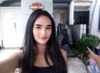 Profil Faby Marcelia pemeran Cucu