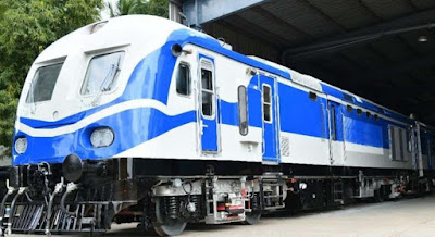इतिहास में पहली बार दूसरे देशों को निर्यात करेगा भारत बनाकर ट्रेन पढ़ें पूरी खबर.