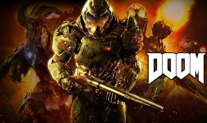 Game FPS untuk Komputer (PC) - Doom