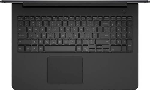 O Inspiron 5000 conta com um teclado numérico