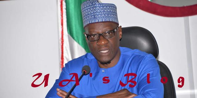 BREAKING: Gov Ahmed follows Saraki's footstep, dumps APC for PDP