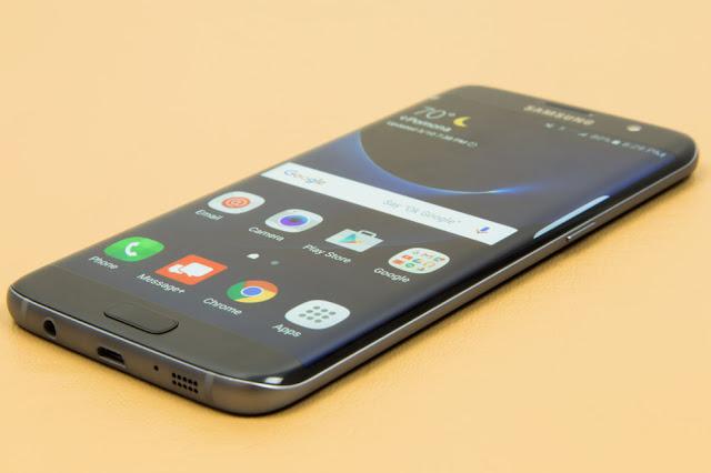 Galaxy S7 in un nuovo video Samsung mostra la sua resistenza ad acqua e polvere HTN