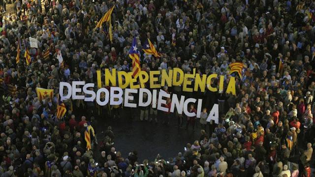 Se rompe el empate técnico: La mayoría de los catalanes aboga por la independencia