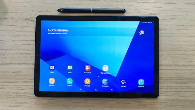 Berikut Galaxy S10, Kin Samsung Akan Siapkan Sebuah Tablet Baru, Wow