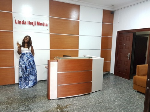 Renown Blogger, Linda Ikeji Launches TV, Radio Stations