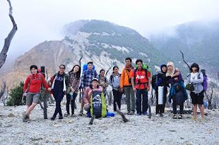open trip mendaki gunung 2016