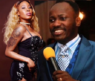 APOSTLE SULEIMAN AND AND STEPHANIE OTOBO