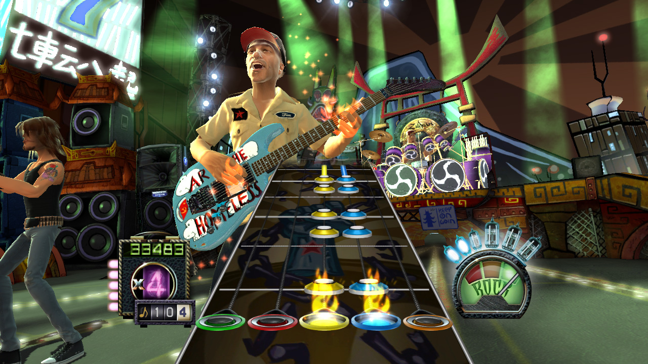 Game like guitar hero for pc.
