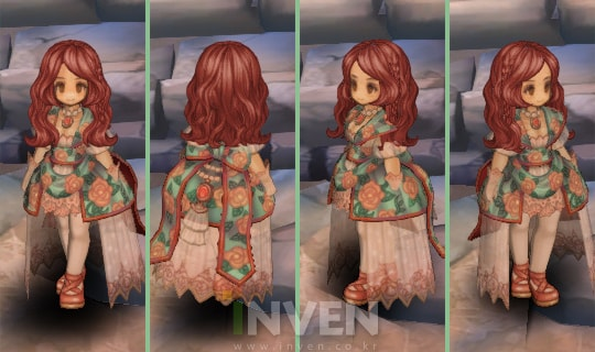 Tree of Savior ruby hair dye