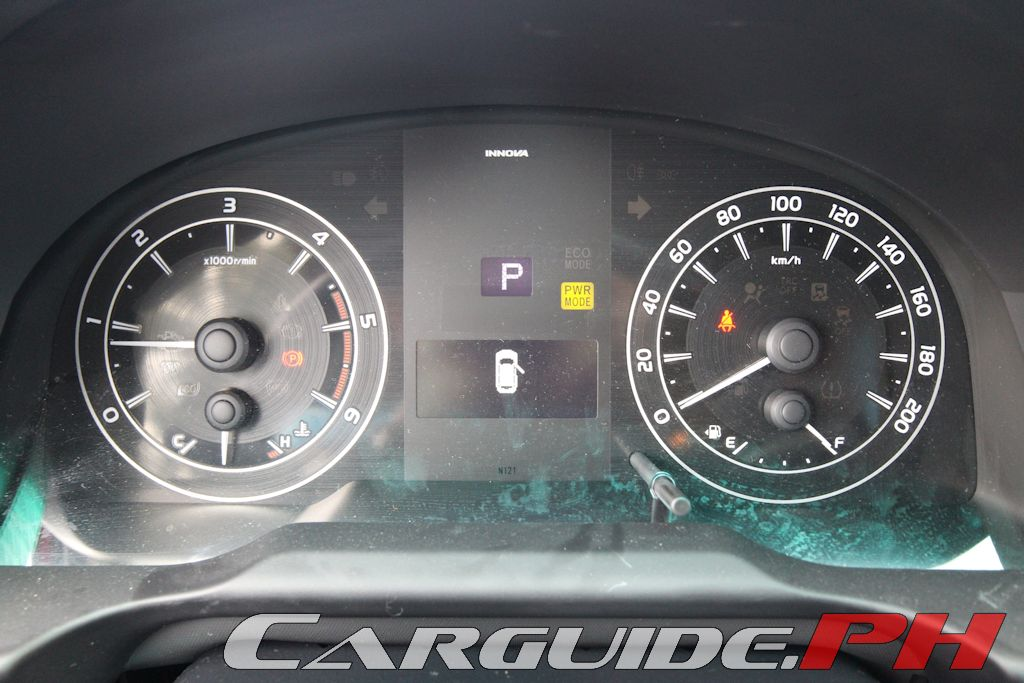 speedometer all new kijang innova toyota yaris trd 2018 you need to know about the 2016 w complete specs though is mum whether or not it gets more legroom than before they highlighted fact headroom compared previous s 114