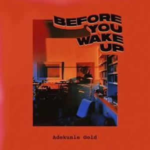 Download Audio   Adekunle Gold - Before you Wake Up