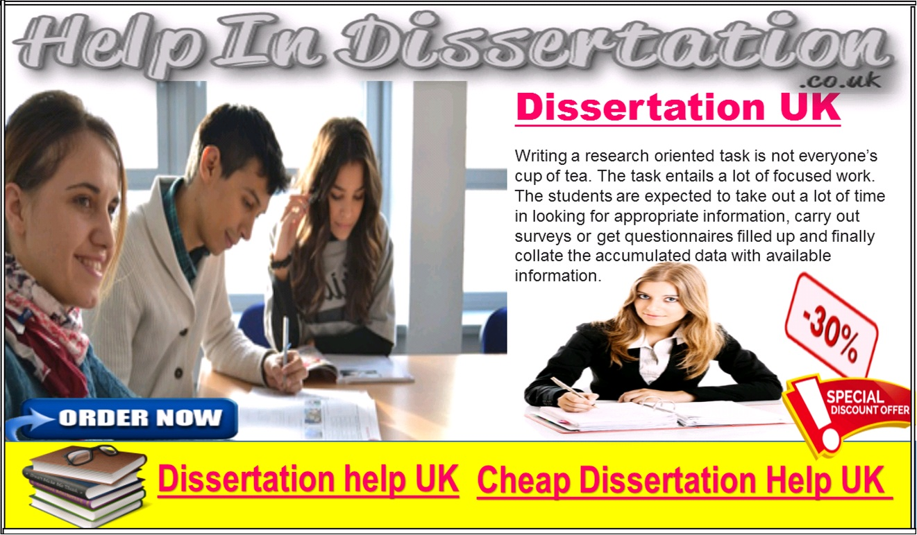 Top-Rated Dissertation Writing Services: Affordable Dissertation Help UK