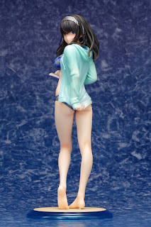 "Fumika Sagisawa 1/8 de ""THE IDOLM@STER Cinderella Girls"" - Wave"