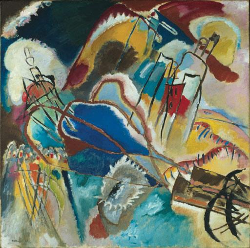 Vasilij Vasiljevič Kandinski - Page 3 Wassily+Kandinsky+-+Tutt%2527Art%2540+%252818%2529