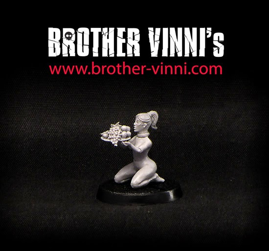 Novedades de Brother Vinni: Kneeling slavegirls 2