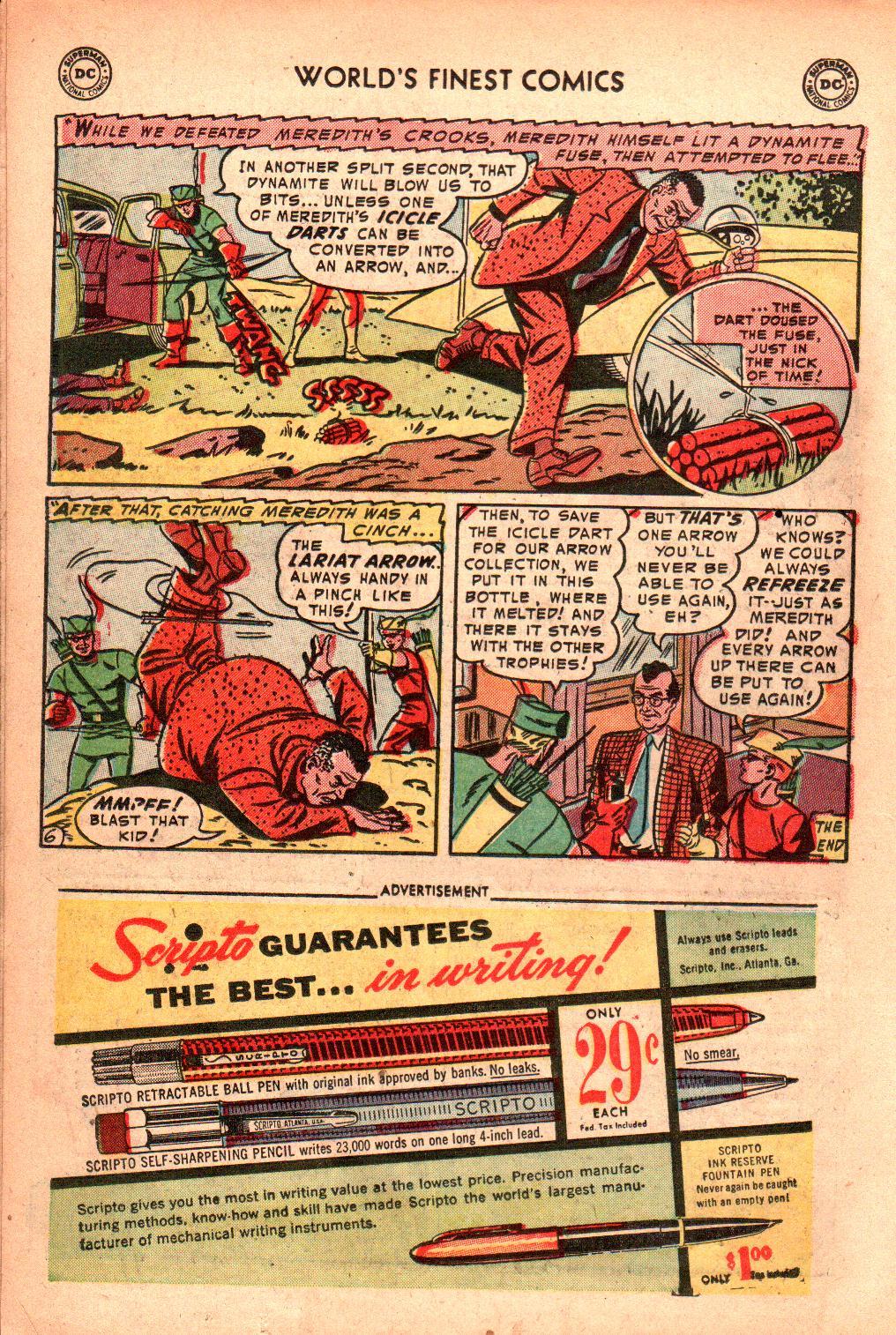 Read online World's Finest Comics comic -  Issue #71 - 24