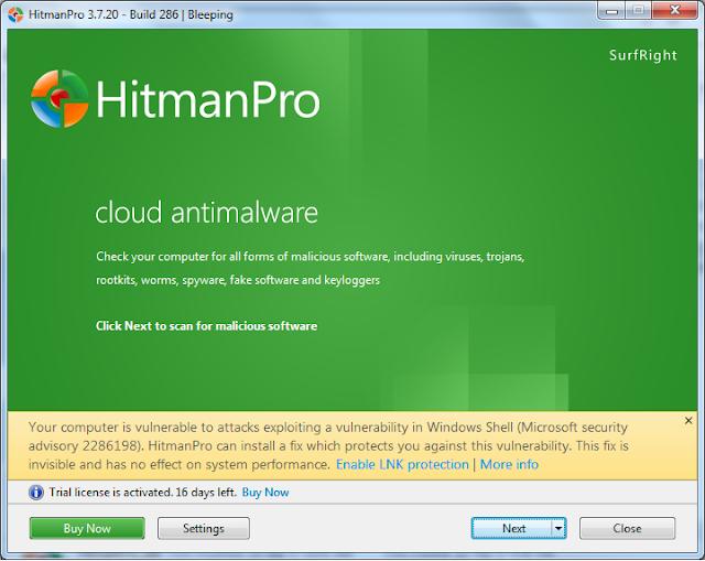 hitman pro serial number 3.7.20