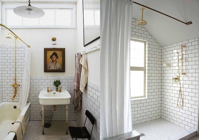 Gambar Desain Shower Kamar Mandi Minimalis Modern | Gambar ...