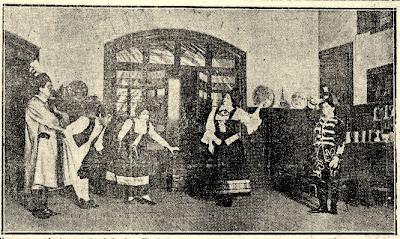 Historia urbana de madrid madrid 13 de marzo de 1913 Teatro principe gran via