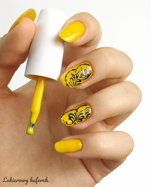 Dream Nails Warszawa, ornametny na paznokciach, zdobienie paznokci,