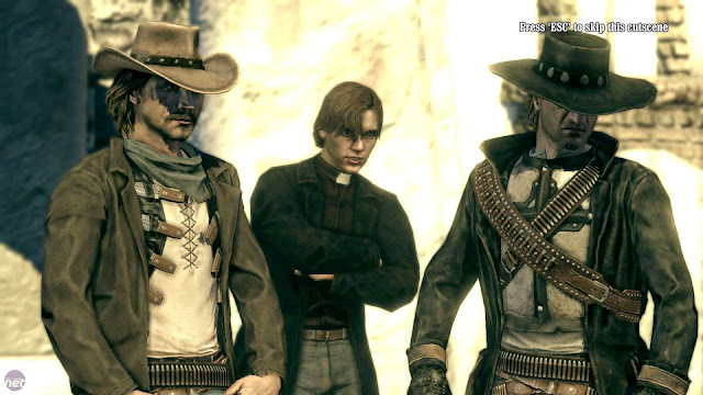 Call Of Juarez Bound In Blood - Xbox 360 - Multi5 - Captura 4