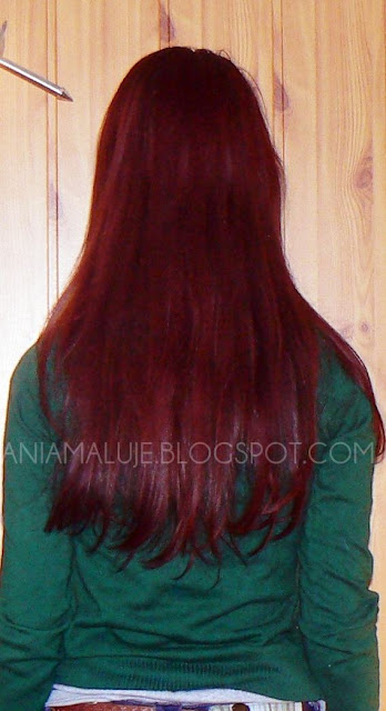 aniamaluje włosy luty 2012